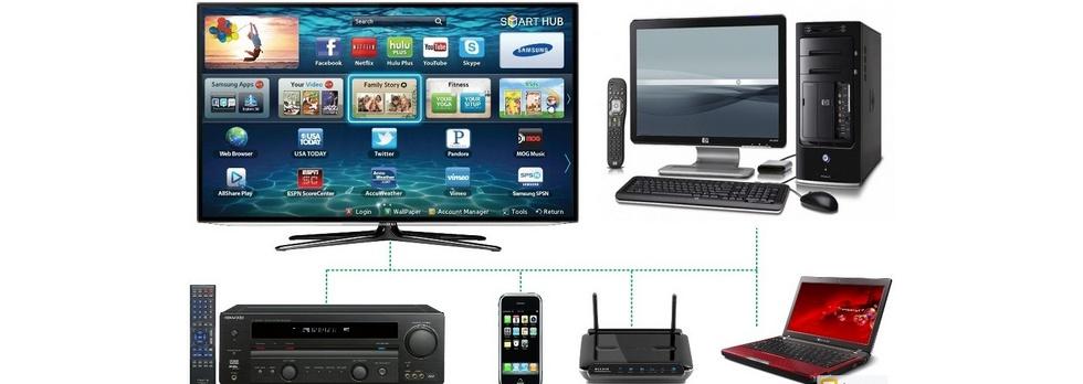 Настройка Смарт(Smart) Телевизоров-Туймазы